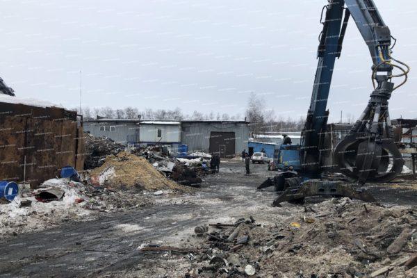Выгодный вывоз лома из поселка Михнево Ступинского района Московской области