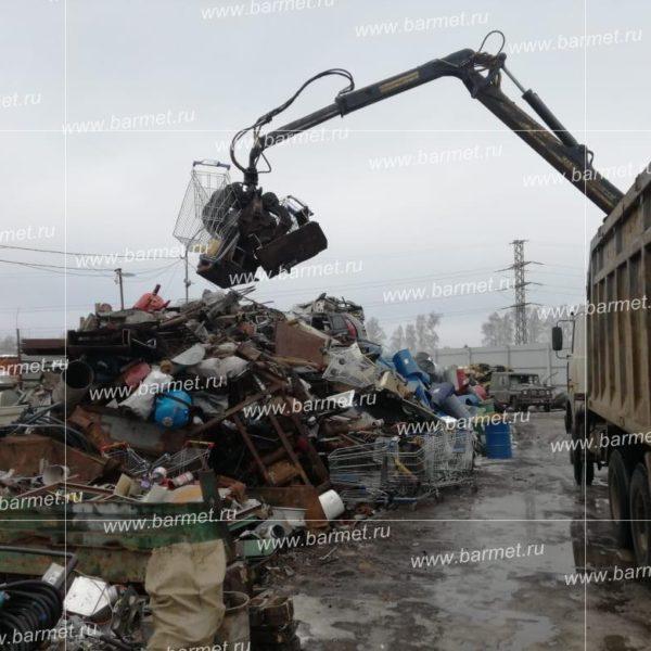 Вывоз - прием черного и цветного лома в поселке Львовский