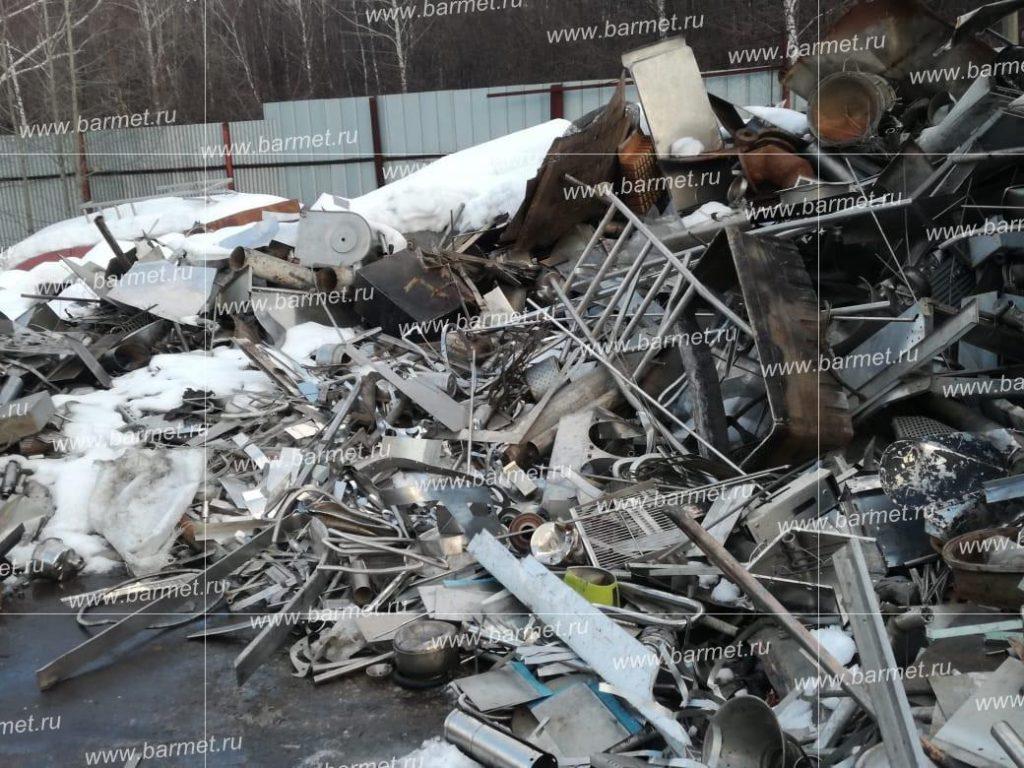 Прием металлолома в микрорайоне Белые Столбы (МО)