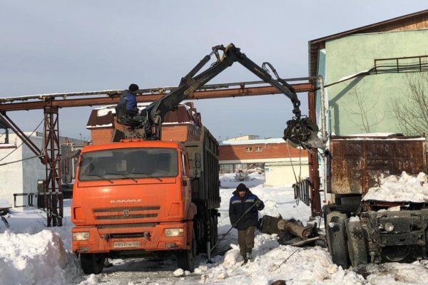 Прием металлолома в Москве и Подмосковье