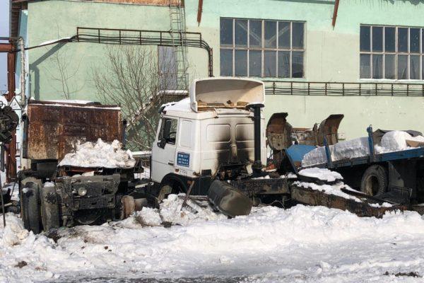Выгодный вывоз металлолома из города Ступино